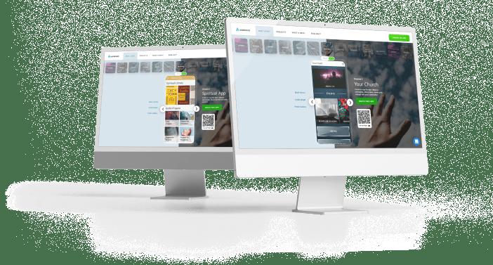 desktop computers with ebook apps